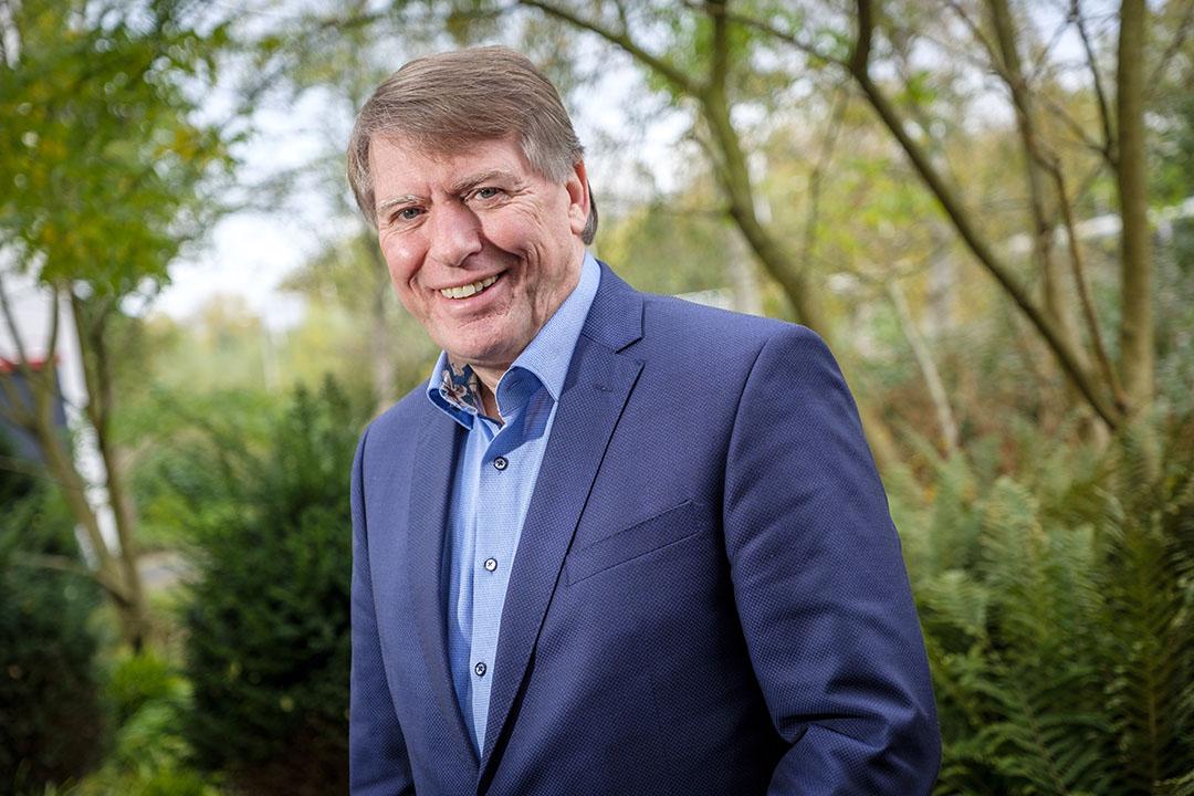 """Sjaak van der Tak: """"Als glastuinbouw kunnen en willen we helpen met het opstellen van een plan, om weer toekomstperspectief te krijgen."""" Foto: Roel Dijkstra"""