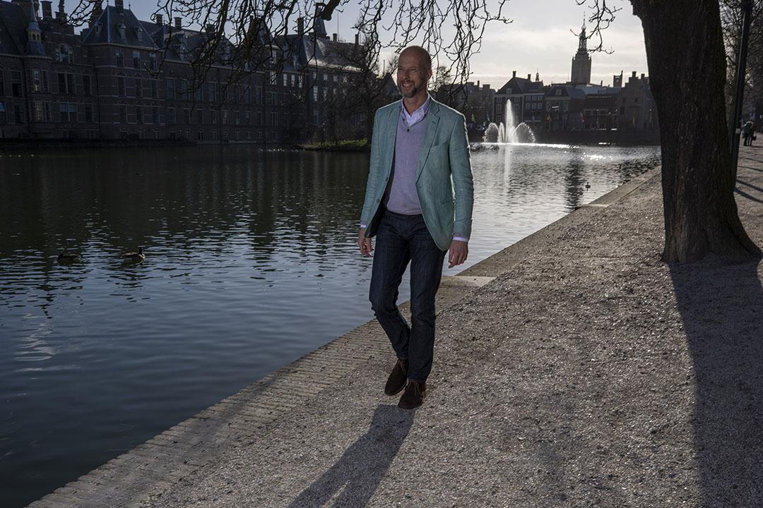 Tjeerd de Groot, D66-Kamerlid. Foto: Roel Dijkstra