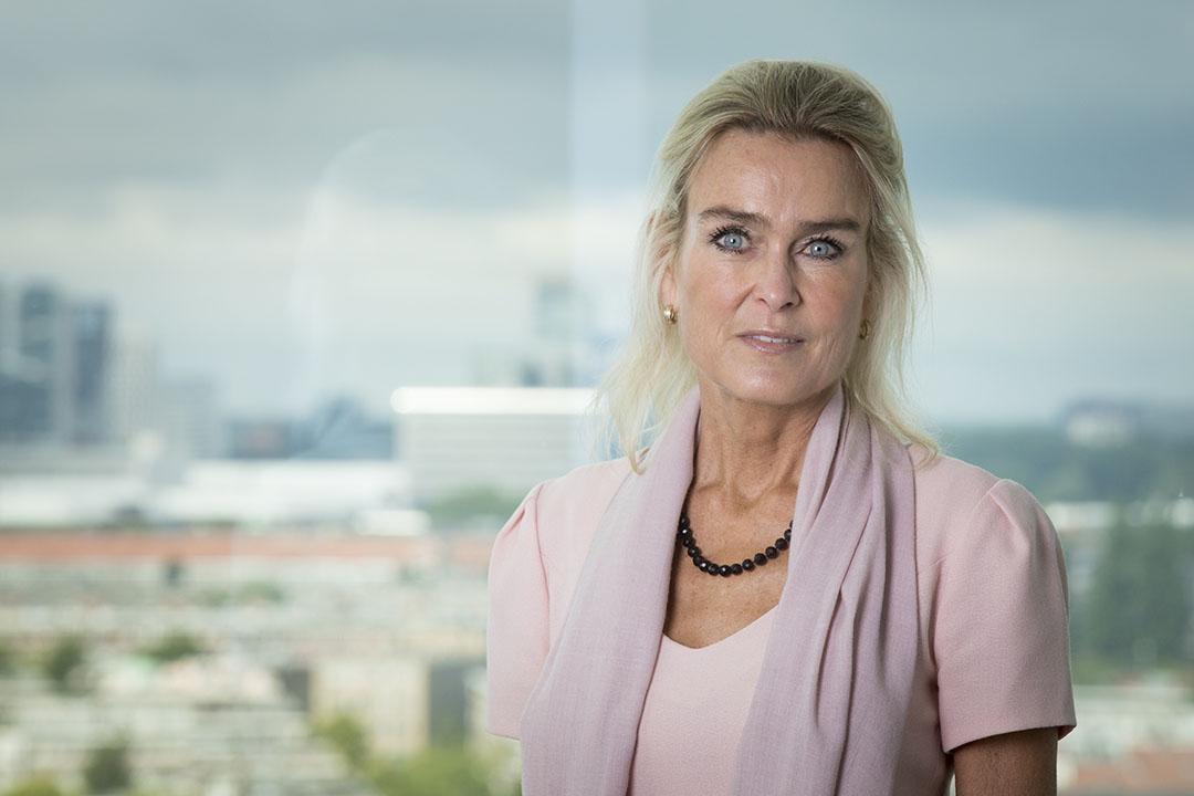 """Barbara Baarsma: """"Omzet korte keten in Nederland van 5% naar 25% brengen."""" - Foto: Koos Groenewold"""