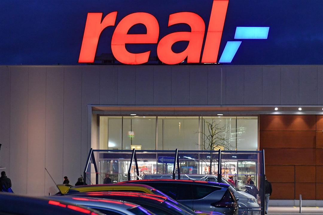 Duitse Real-vestiging. Foto: ANP