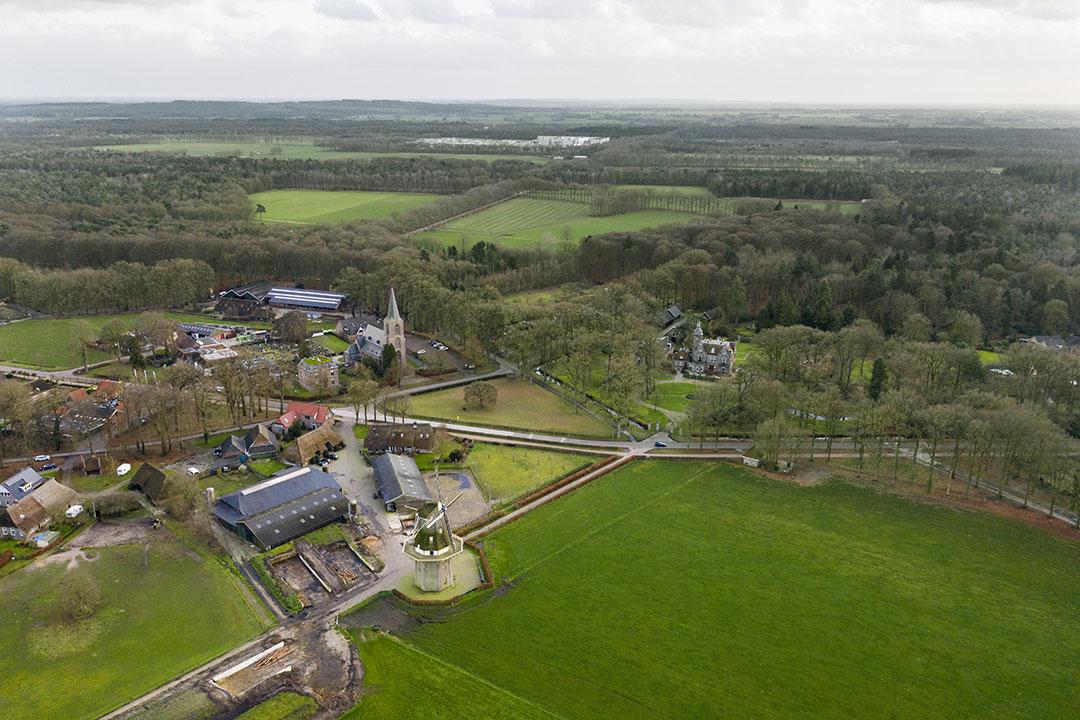 De gemiddelde agrarische grondprijs in Oost-Nederland lag in het tweede kwartaal 8% lager dan in het eerste kwartaal - foto: Ruud Ploeg.