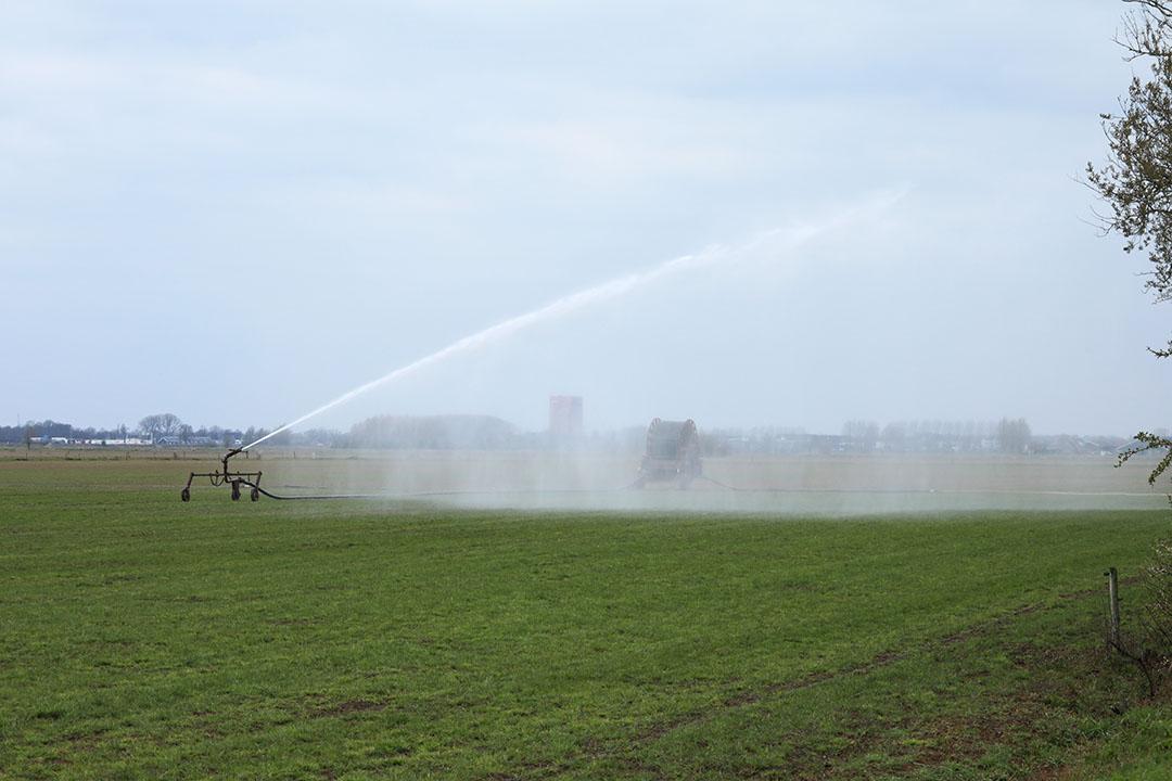 Een hectare grasland is voor gemiddeld €57.700 verkocht. Foto: Henk Riswick