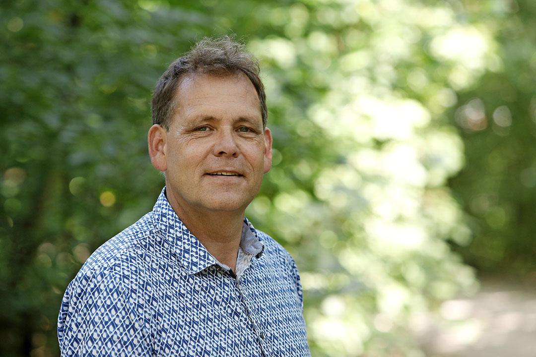 Peter Leendertse is adviseur bij CLM en deed met collega's onderzoek naar de invloed van het coronavirus op ketenbedrijven en hun voornemen te verduurzamen. Foto: Ton Kastermans