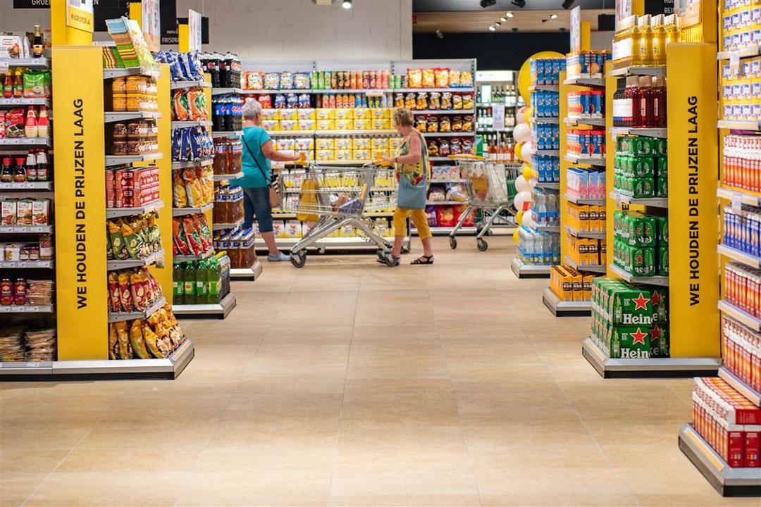 Het aanbod van streekproducten in de supermarkten moet worden vergroot en er moet meer worden gedaan om voedselverspilling tegen te gaan. Foto: ANP