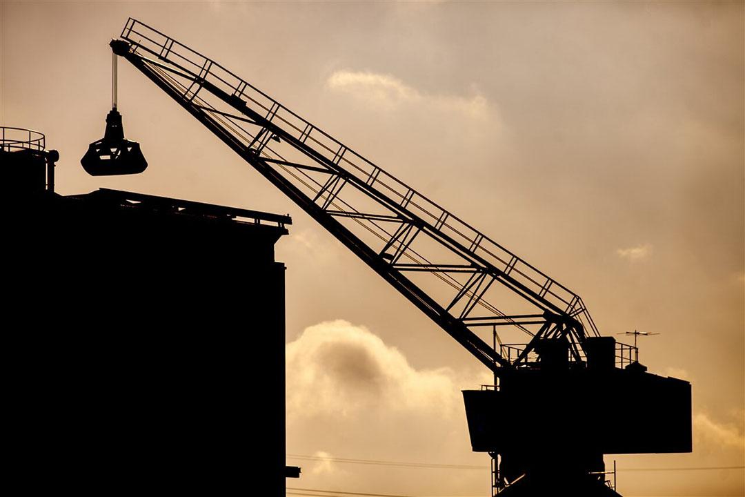 De totale exportwaarde van goederen van Nederlandse makelij daalde in het eerste halfjaar met 11% naar bijna €128 miljard. Foto: ANP