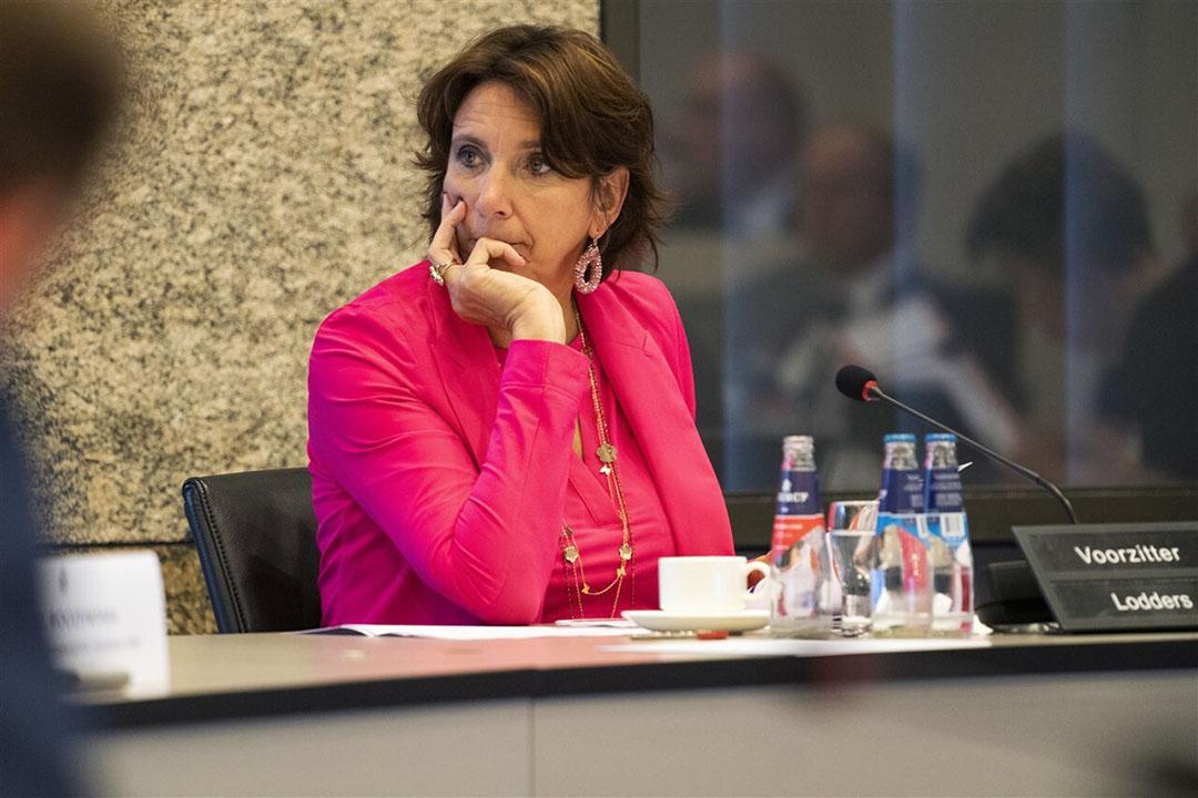 VVD-Kamerlid Helma Lodders vindt dat de herziening echt moet leiden tot minder administratieve lasten. Foto: ANP