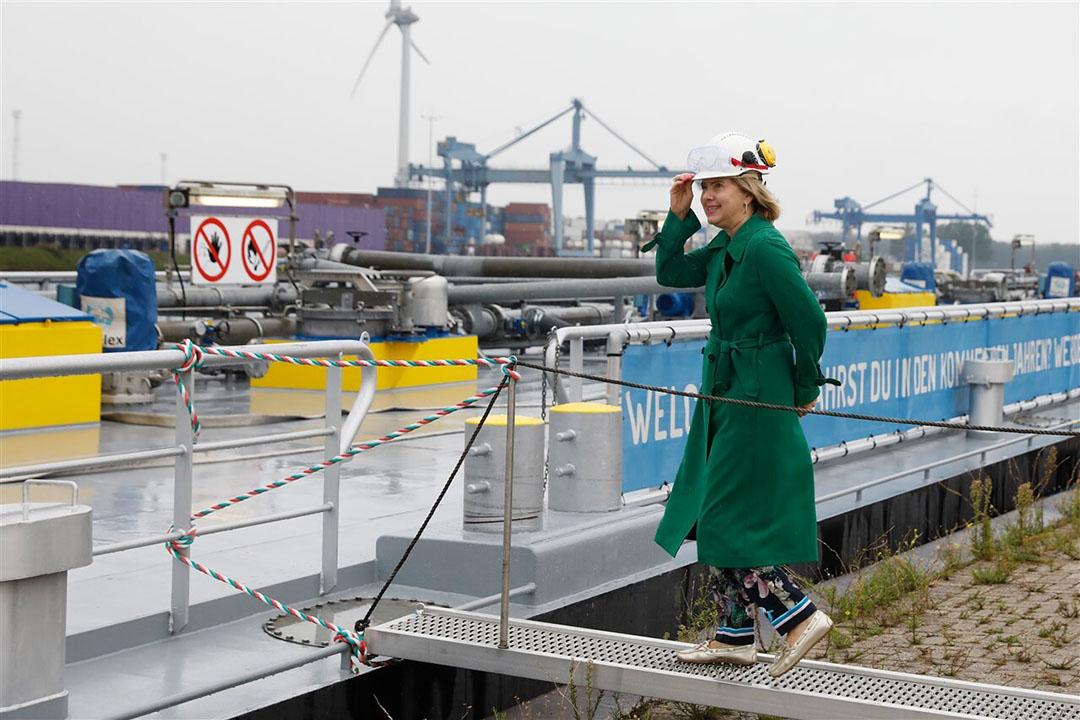 Minister van Infrastructuur en Waterstaat, Cora van Nieuwenhuizen. - Foto: ANP