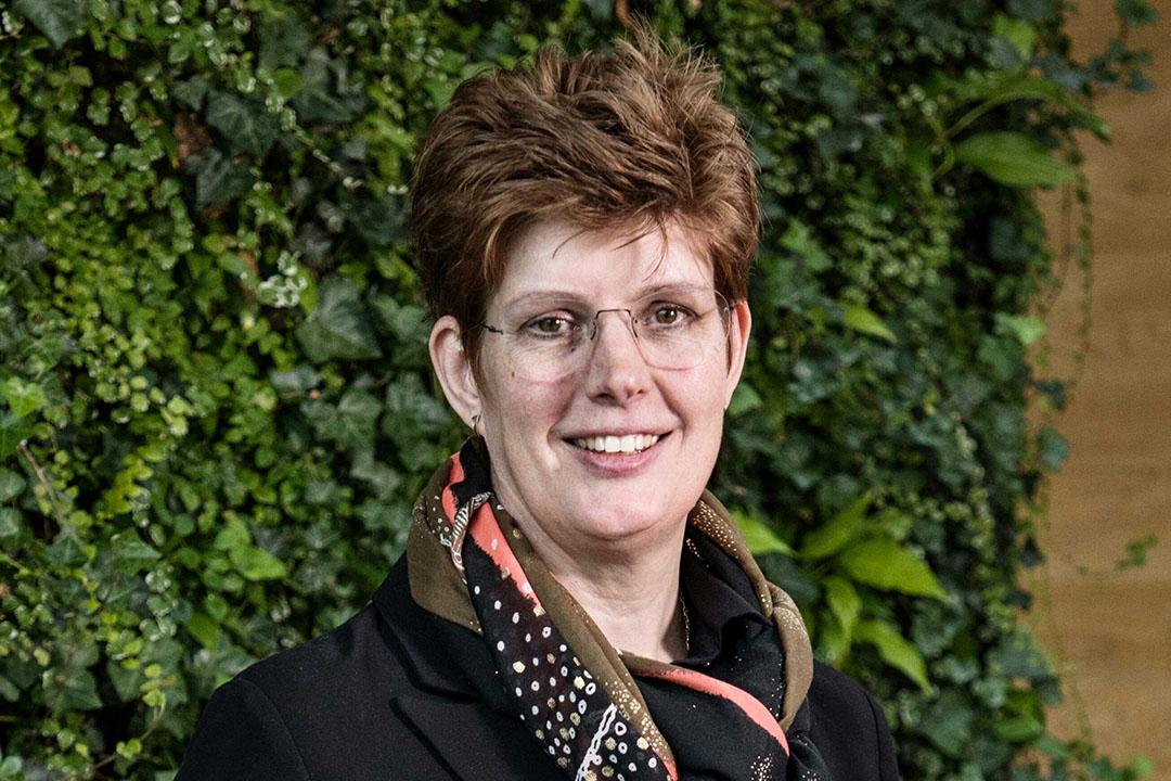 Carin van Huët, directeur Food & Agri Nederland van Rabobank. - Foto: Herbert Wiggerman