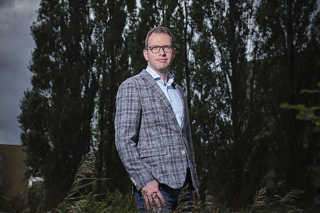 André Hoogendijk, voorzitter van de BO Akkerbouw. - Foto: Roel Dijkstra