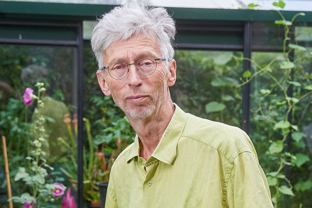 Johan Vollenbroek reageert fel via Twitter en kwalificeert het artikel van Stichting Agrifacts als riooljournalistiek. Foto: Van Assendelft Fotografie