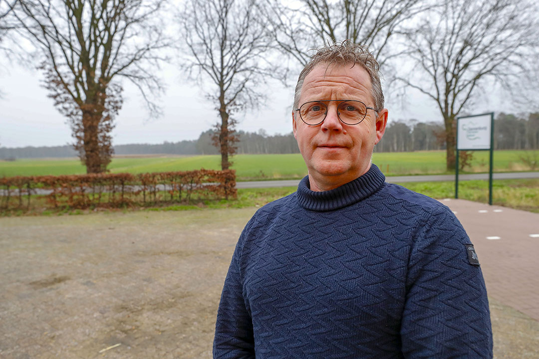 Wil Meulenbroeks, voorzitter LTO-vakgroep Melkveehouderij. - Foto: Bert Jansen