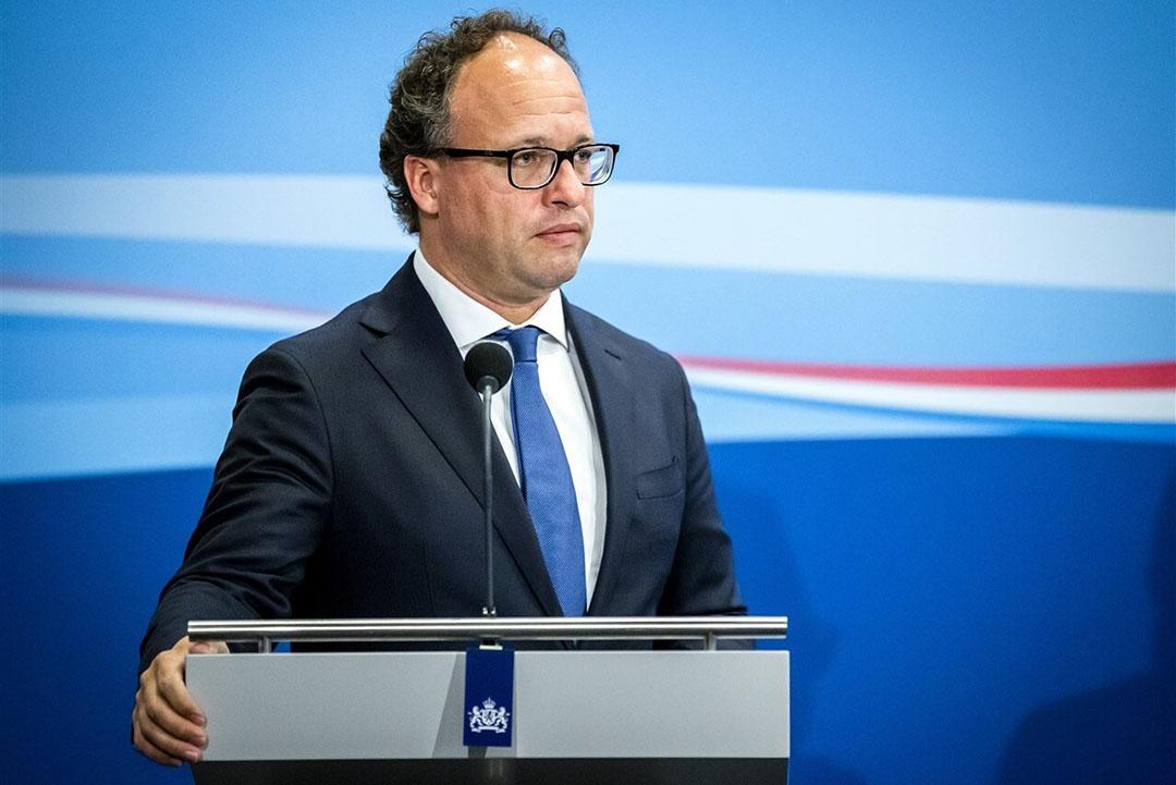 Minister Wouter Koolmees (Sociale Zaken). Foto: ANP