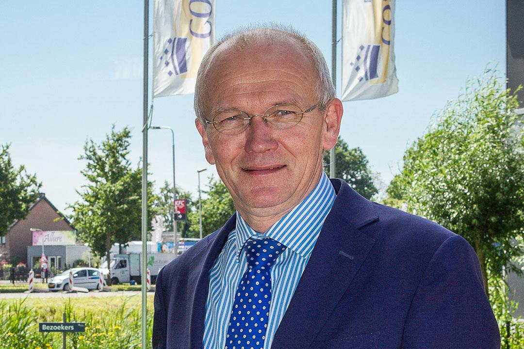 Cosun-directievoorzitter Albert Markusse. - Foto: Peter Roek