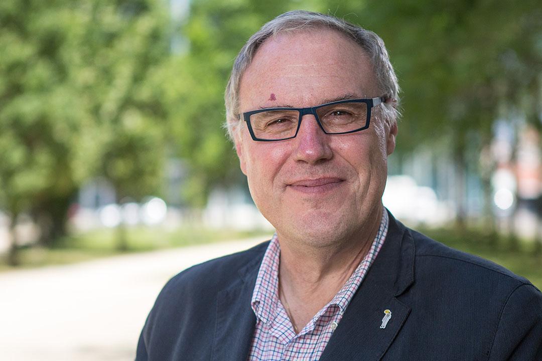 Romain Cools, secretaris van de Belgische branche-organisatie Belgapom. Foto: Peter Roek
