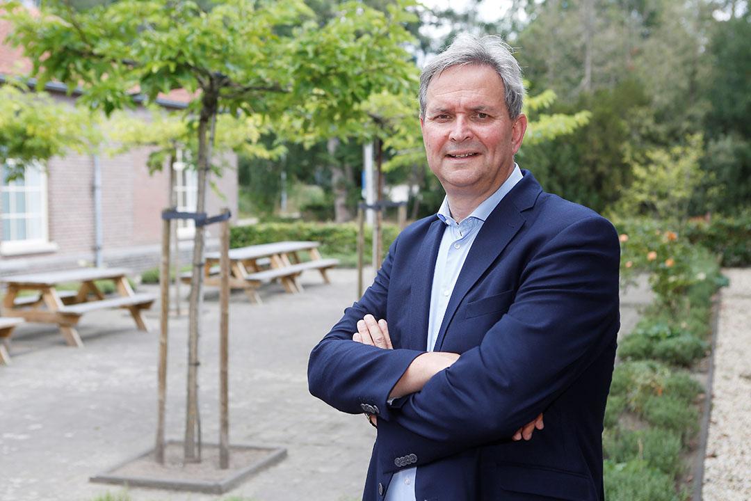 Brabander René Coppens (60) is sinds begin dit jaar voorzitter van de Coalitie Vitale Varkenshouderij, afgekort Coviva. Foto: Ton Kastermans