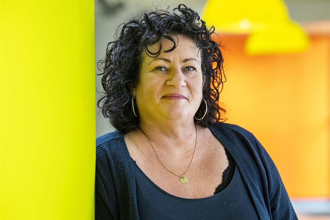 Lijsttrekker van de partij BoerBurgerBeweging (BBB) is agrarisch journalist Caroline van der Plas. - Foto: ANP