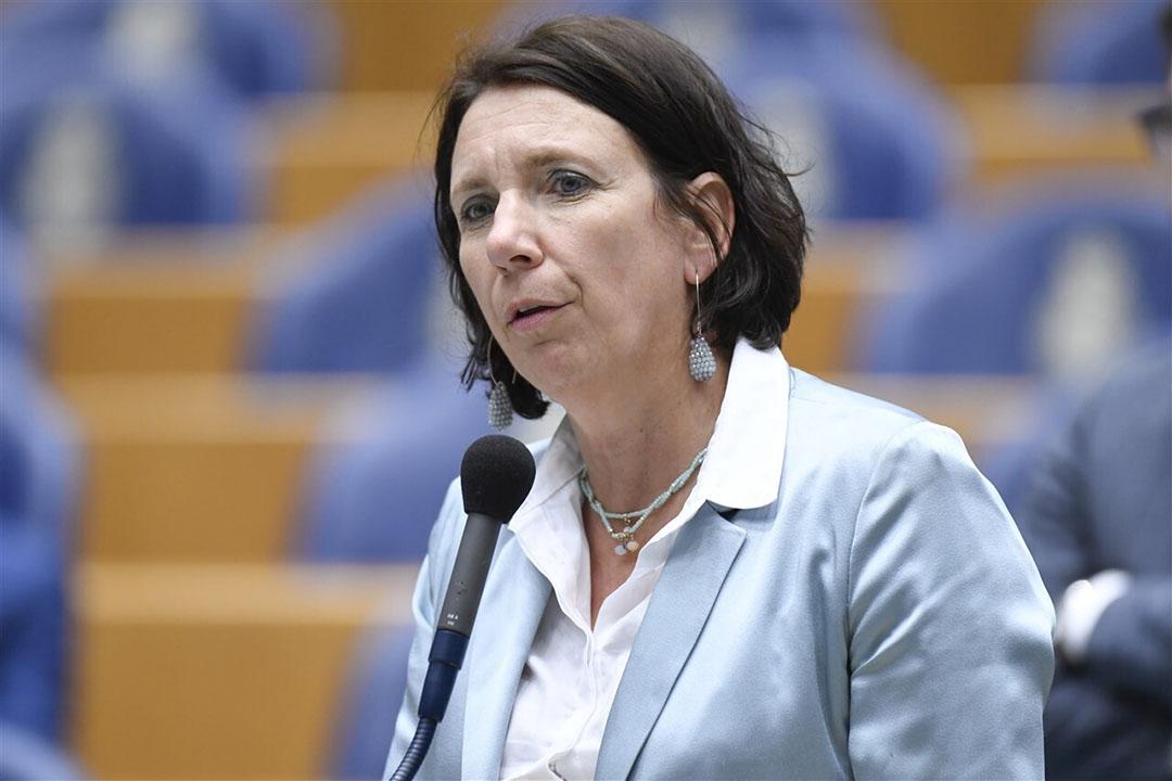 Helma Lodders, VVD-Kamerlid. Foto: ANP