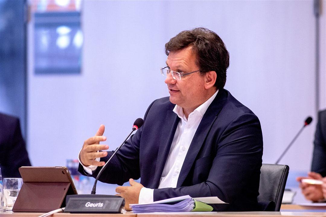 Tweede Kamerlid voor het CDA Jaco Geurts. - Foto: ANP