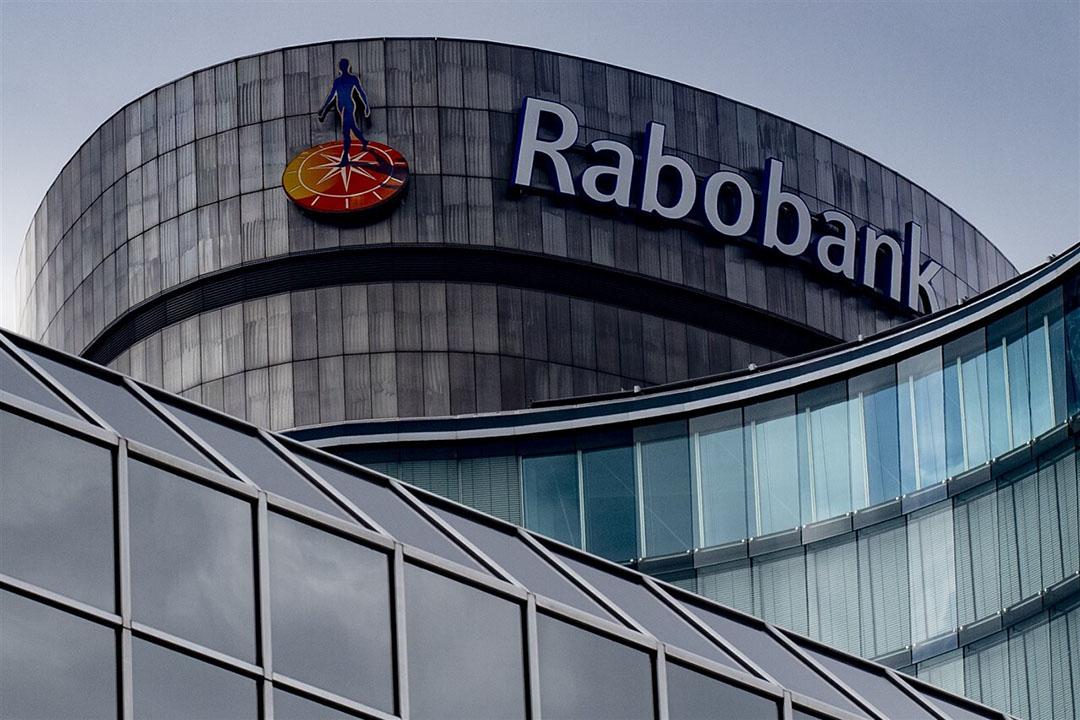 Hoofdkantoor van de Rabobank. Voor klanten van de bank verandert er op dit moment niets. - Foto: ANP