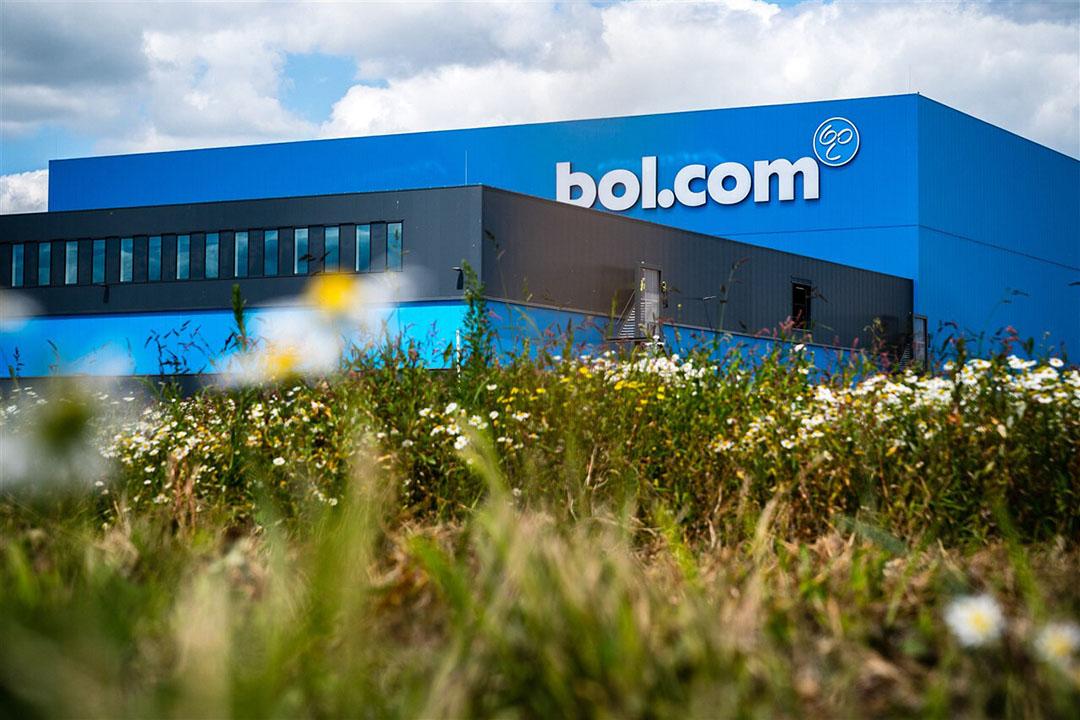 Zien we in de toekomst koeien of fruitteelt op het dak bij Bol.com? - Foto: ANP
