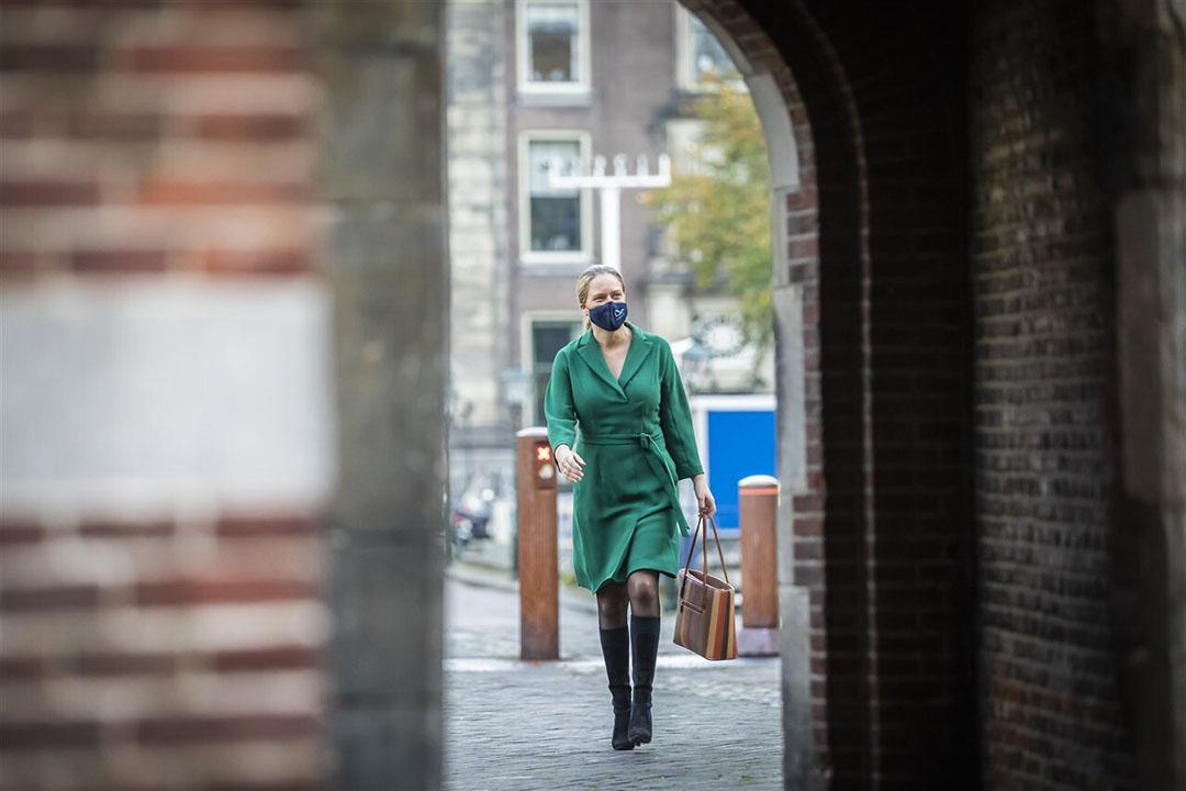 Volgens LTO biedt de stikstofwet van Carola Schouten, minister van Landbouw, Natuur en Voedselkwaliteit, weinig verrassingen. - Foto: ANP/ Laurens van Putten