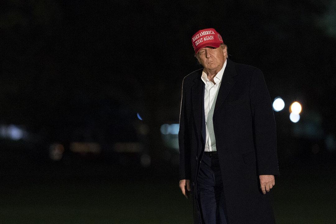 De verkiezingen in de VS komen er rap aan, nog enkele weken slechts voor er meer duidelijk is wie er de komende vier jaar het economisch beleid gaat bepalen vanuit het Witte Huis. Foto: ANP