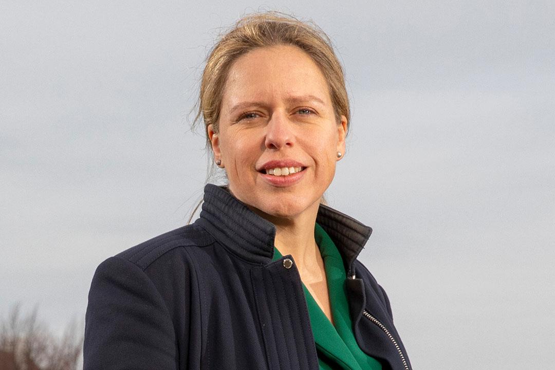 Carola Schouten - Foto: Roel Dijkstra