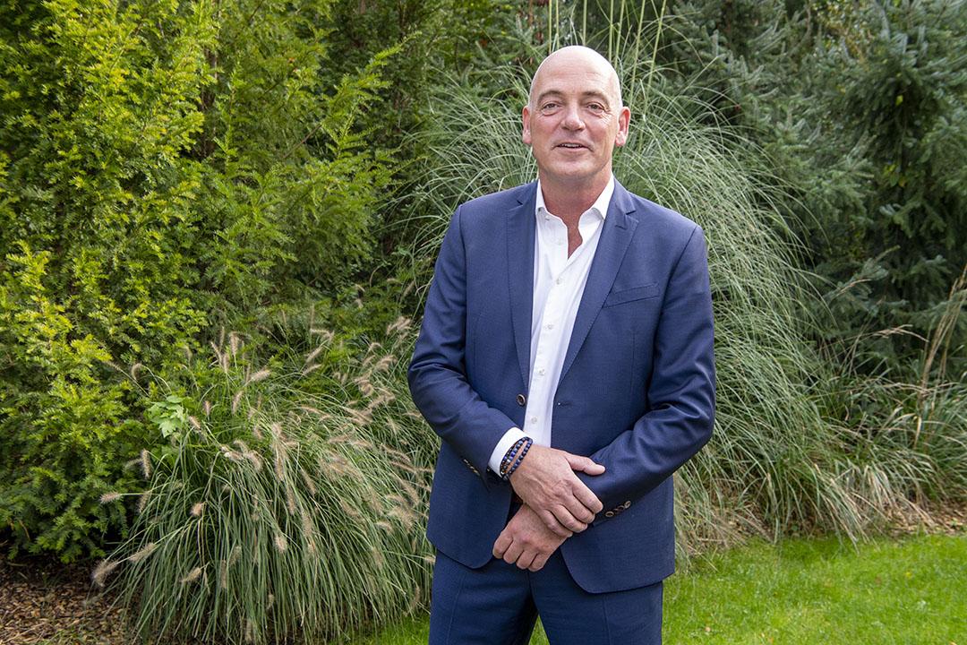 Theo Spierings, oprichter van The Purpose Factory. Spierings was eerder CEO van Fonterra. Foto: Frank Uijlenbroek