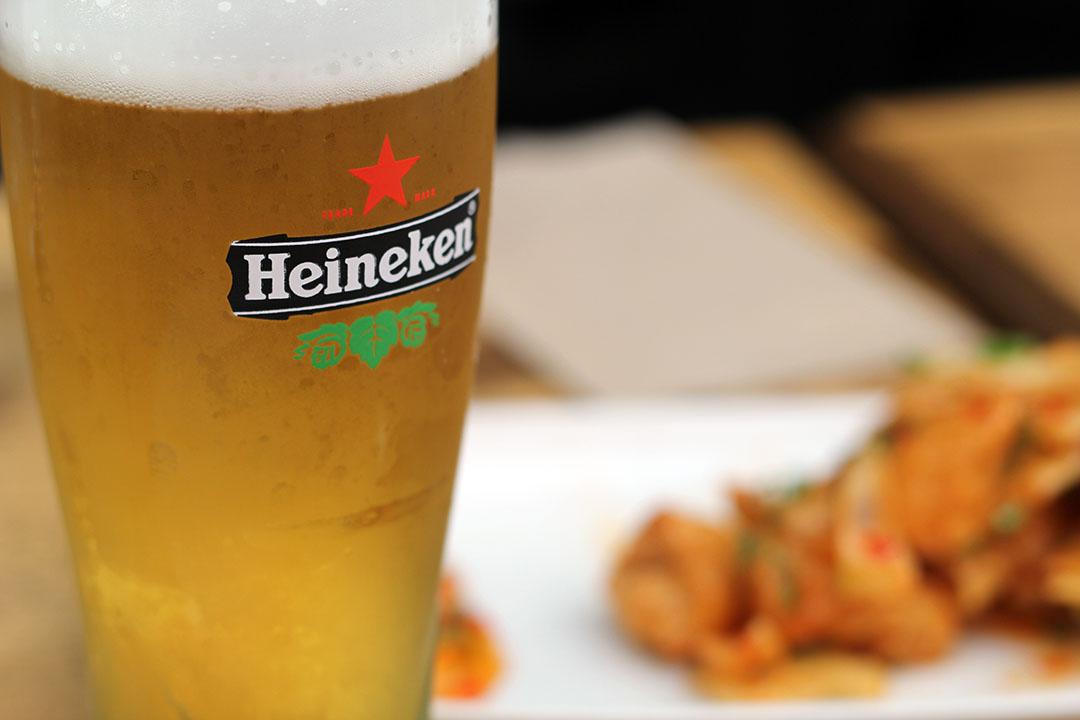 Bierverkoop Heineken 8% lager door corona
