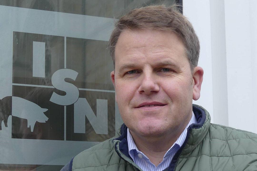 Dr. Torsten Staack (44) is directeur van de ISN – Interessengemeinschaft der Schweinehalter Deutschland. Foto: ISN