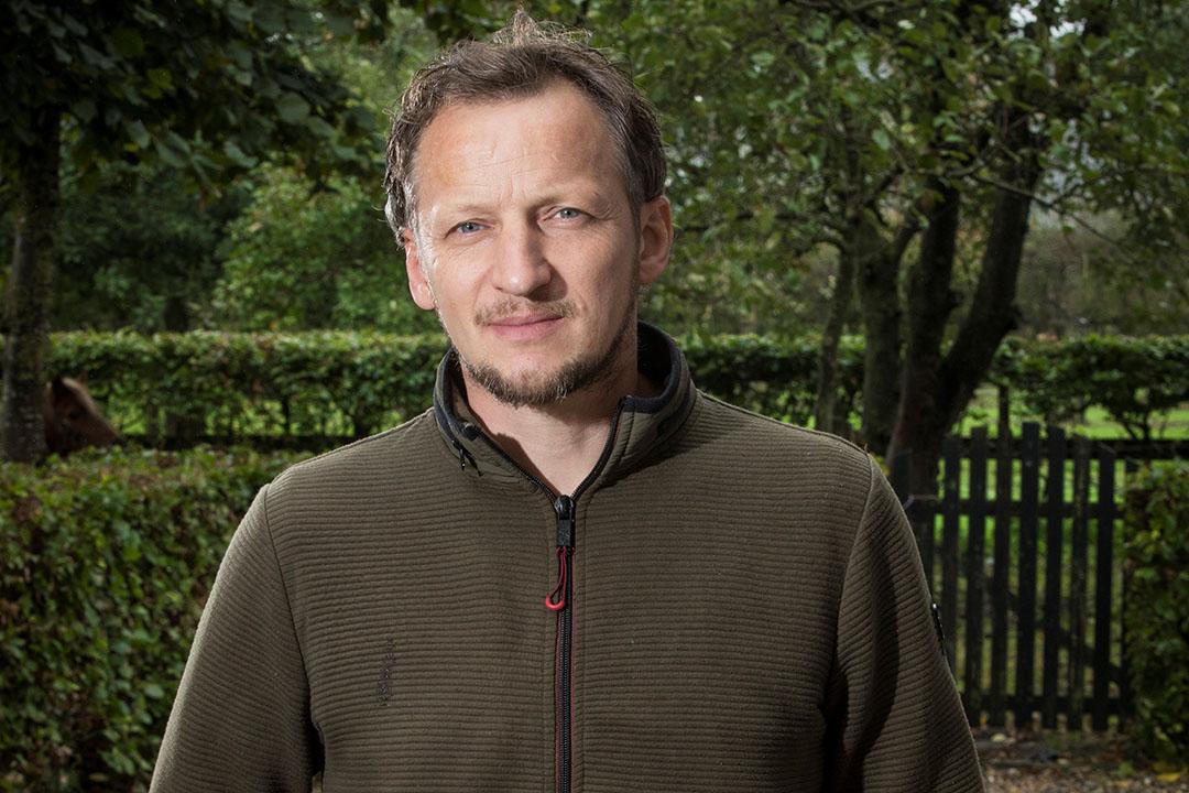 Bart Kemp, voorzitter van Agractie. Foto: Koos Groenewold
