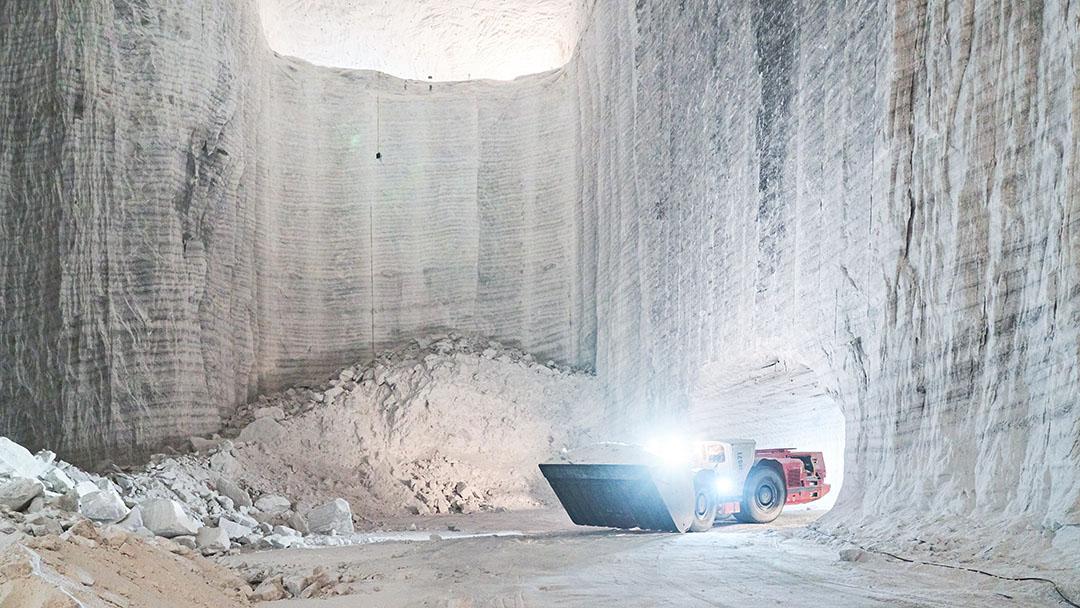 Het zoutbedrijf omvat K+S Chili, Morton Salt in de VS en K+S Windsor Salt in Canada. - Foto: K+S