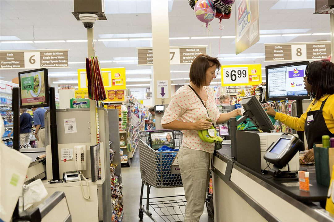 De omzet steeg het hardst in de VS met een plus van 12,4%. Foto: ANP