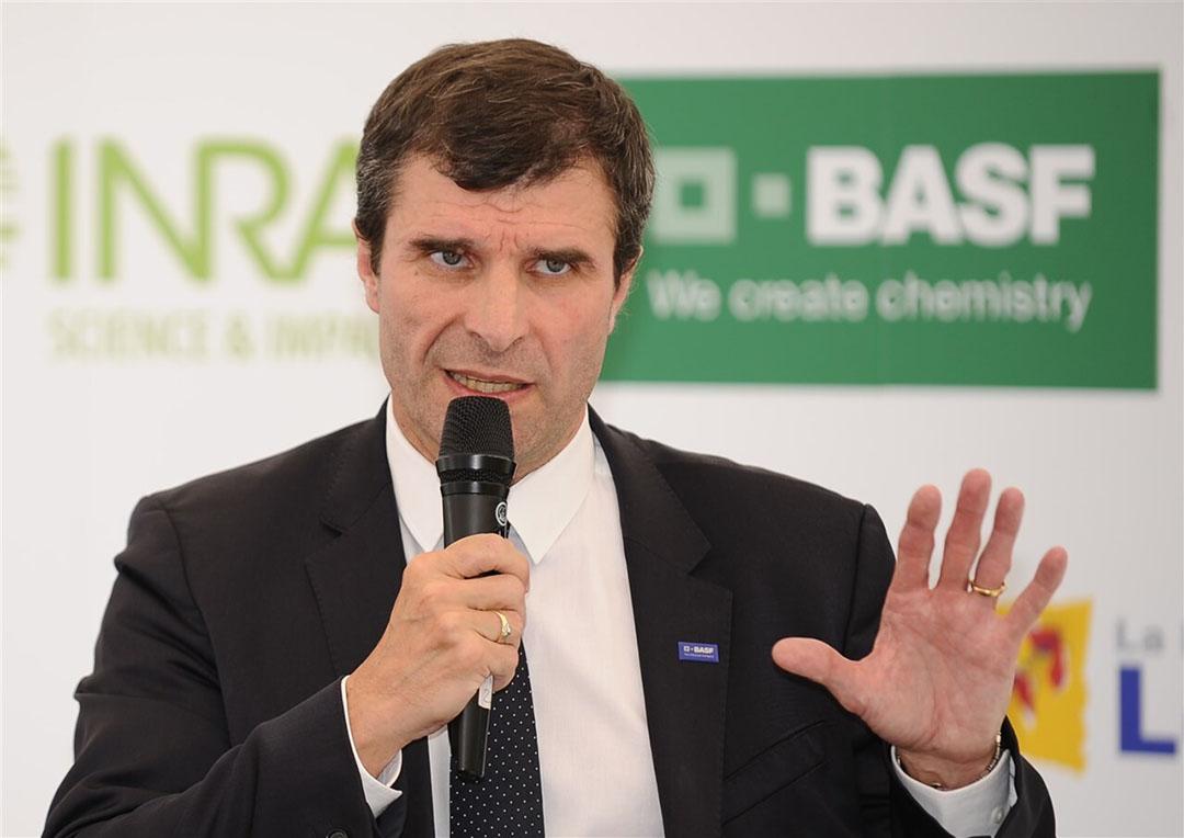 Vincent Gros, topman bij BASF Agricultural Solutions. - Foto: ANP