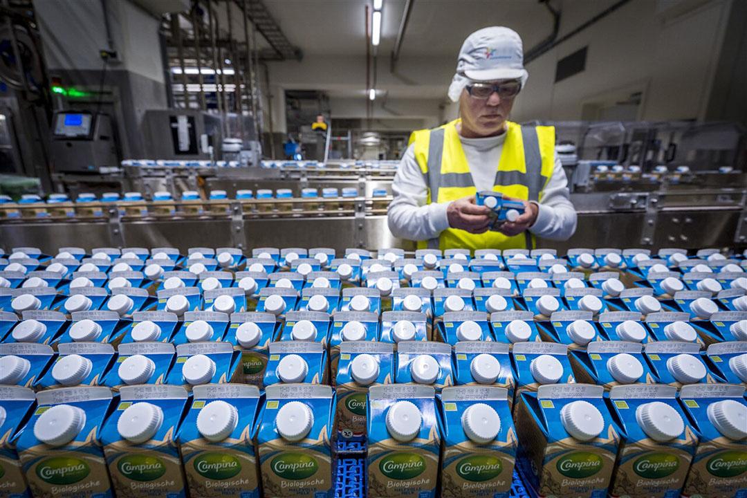 Bij FrieslandCampina verdwijnen 1.000 van de 10.750 banen in Nederland, België en Duitsland. - Foto: ANP