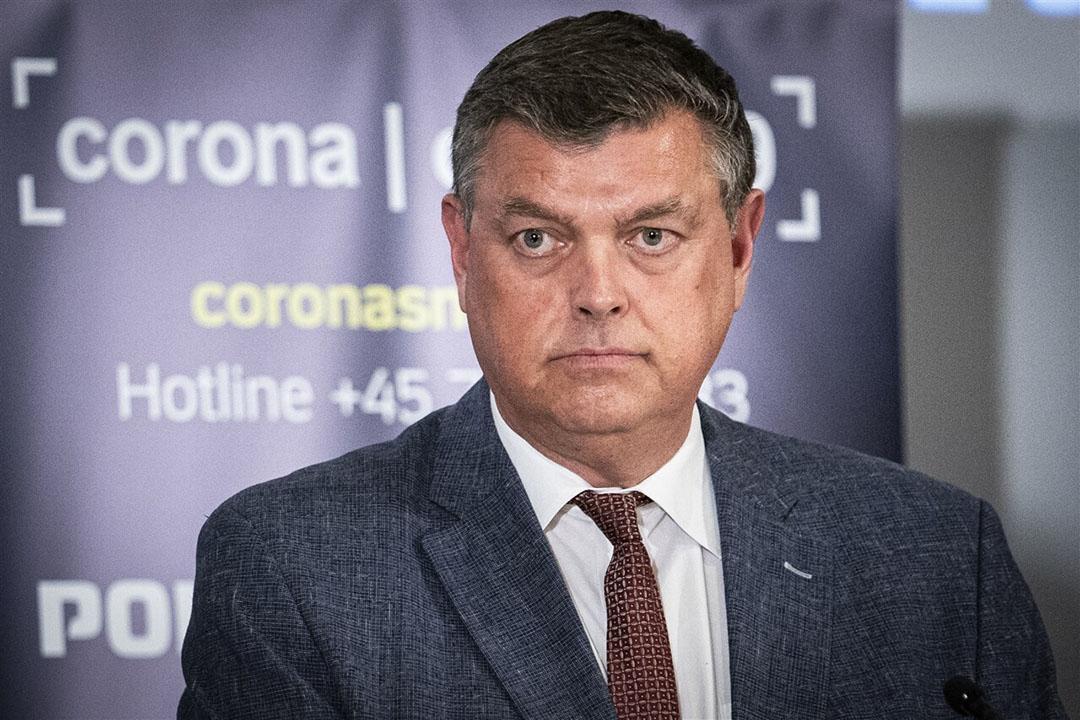 Deense landbouwminister Mogens Jensen. - Foto: ANP