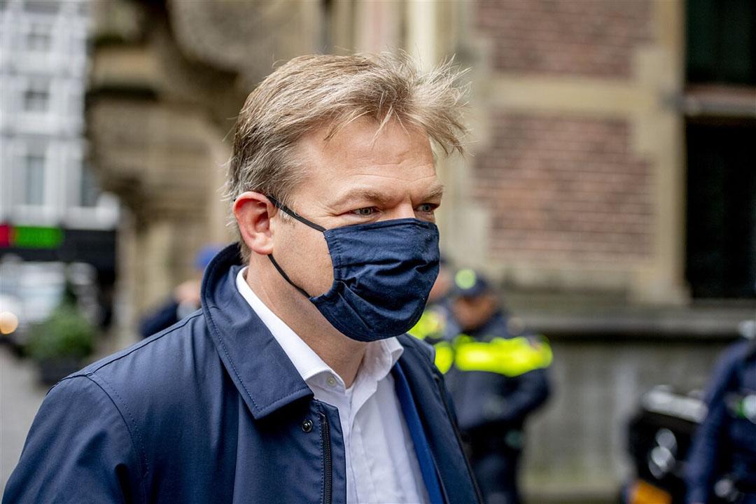 CDA-er Pieter Omtzigt. Foto: ANP/Robin Utrecht