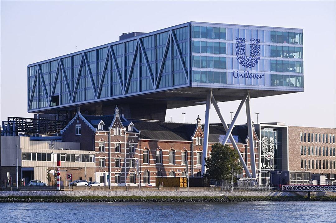 Rotterdam is en blijft de thuishaven van Unilevers Foods & Refreshment-divisie. Foto: ANP