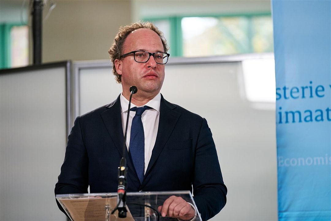 Minister Wouter Koolmees (Sociale Zaken en Werkgelegenheid). - Foto: ANP