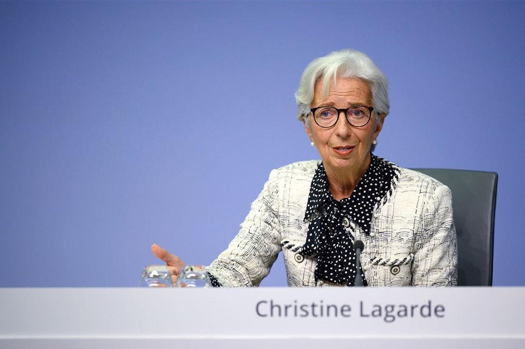 President van de Europese Centrale Bank (ECB). - Foto: ANP