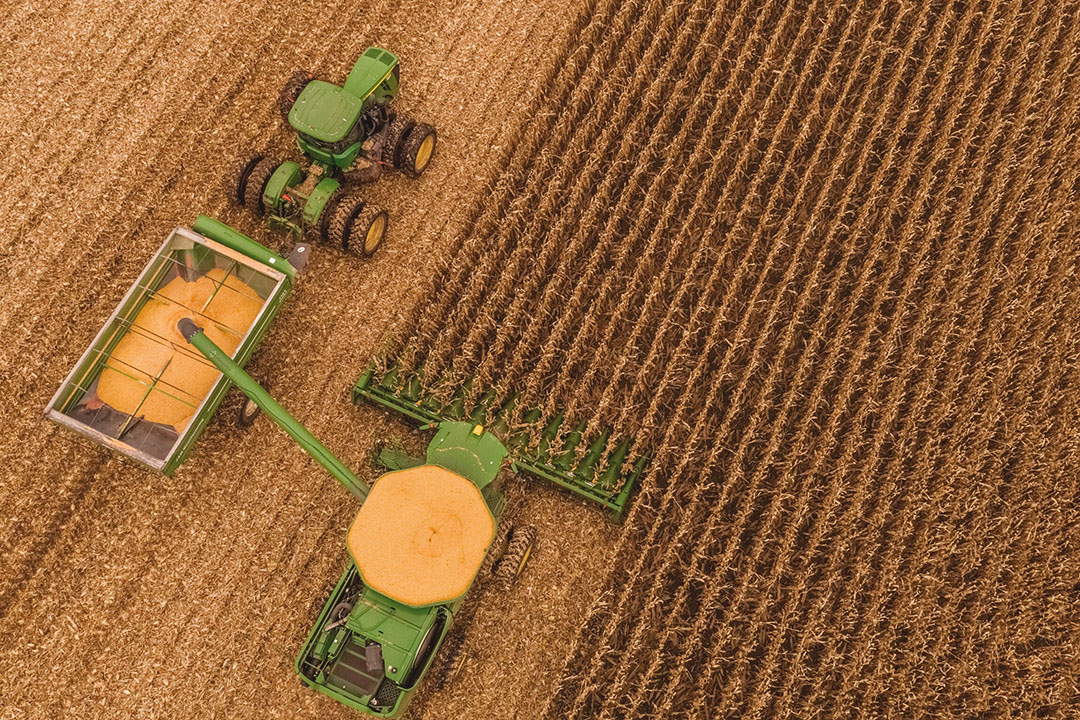 De agrarische divisie maakte 11,6% minder omzet en kwam uit op €3,03 miljard. Vooral in Noord-Amerika daalden de verkopen. - Foto: Bayer