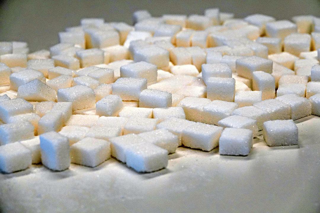 De consumptie van suiker nam wereldwijd af door corona. - Foto: Lex Aalders