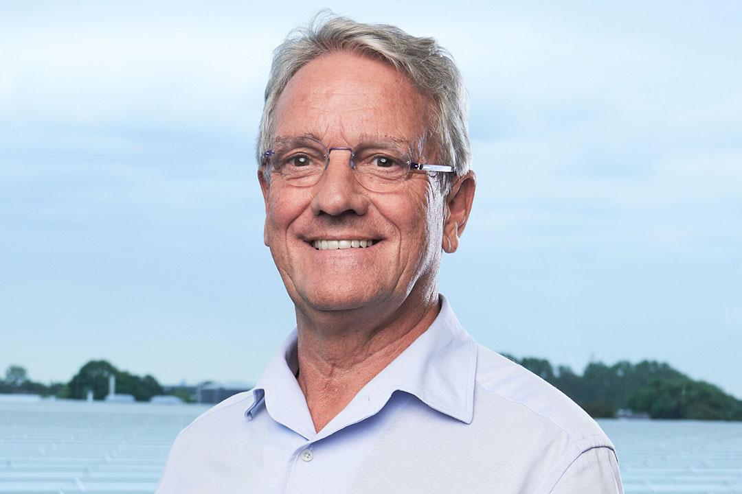 Gerard Verkerke leidt als nieuwe directeur van Looye Kwekers het tomatenbedrijf een nieuwe fase in. - Foto: Lodewijk Duijvesteijn Studio