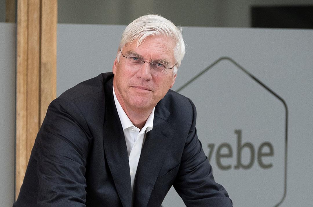 Bert Jansen, CEO Avebe. - Foto: ANP