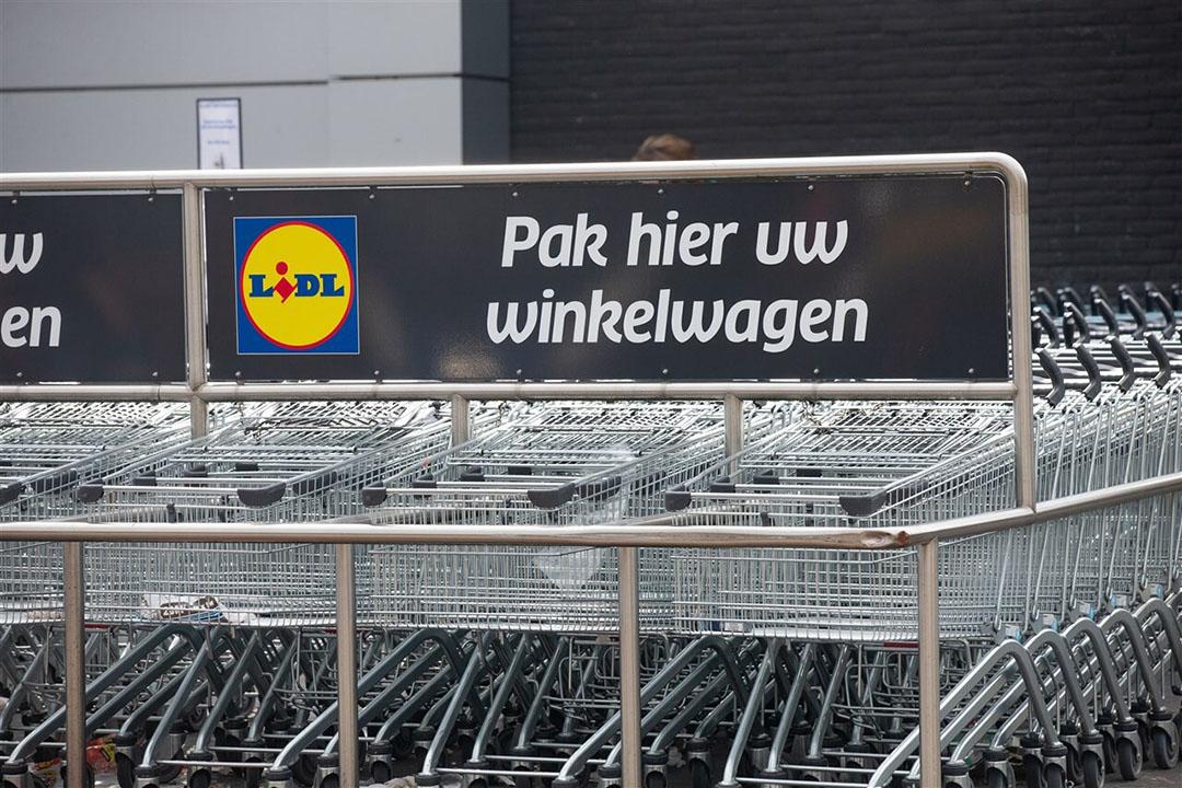 Lidl Nederland verkoopt voortaan suiker van Cosun. Foto: ANP