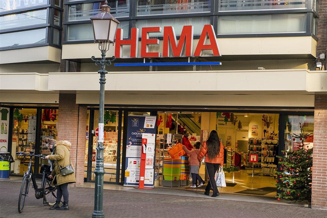 Uiteindelijk is met ABN Amro, ING en Rabobank €400 miljoen aan financiering geregeld voor de overname van Hema. Foto: ANP