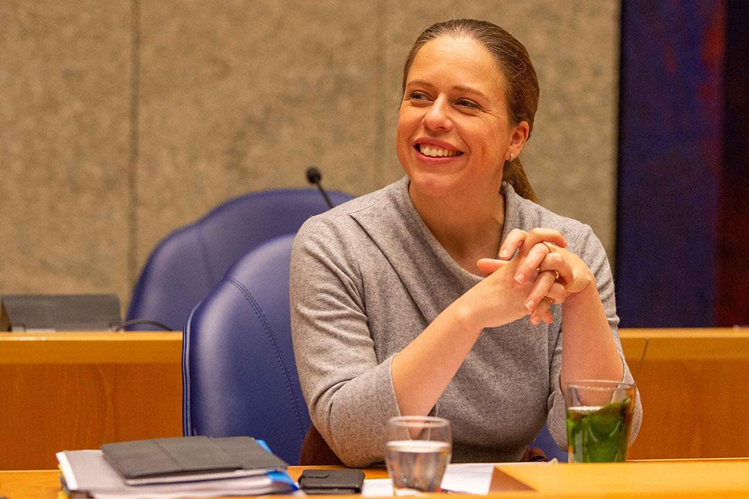 Minister van landbouw Carola Schouten. - Foto: Roel Dijkstra Fotografie/Marc Heeman
