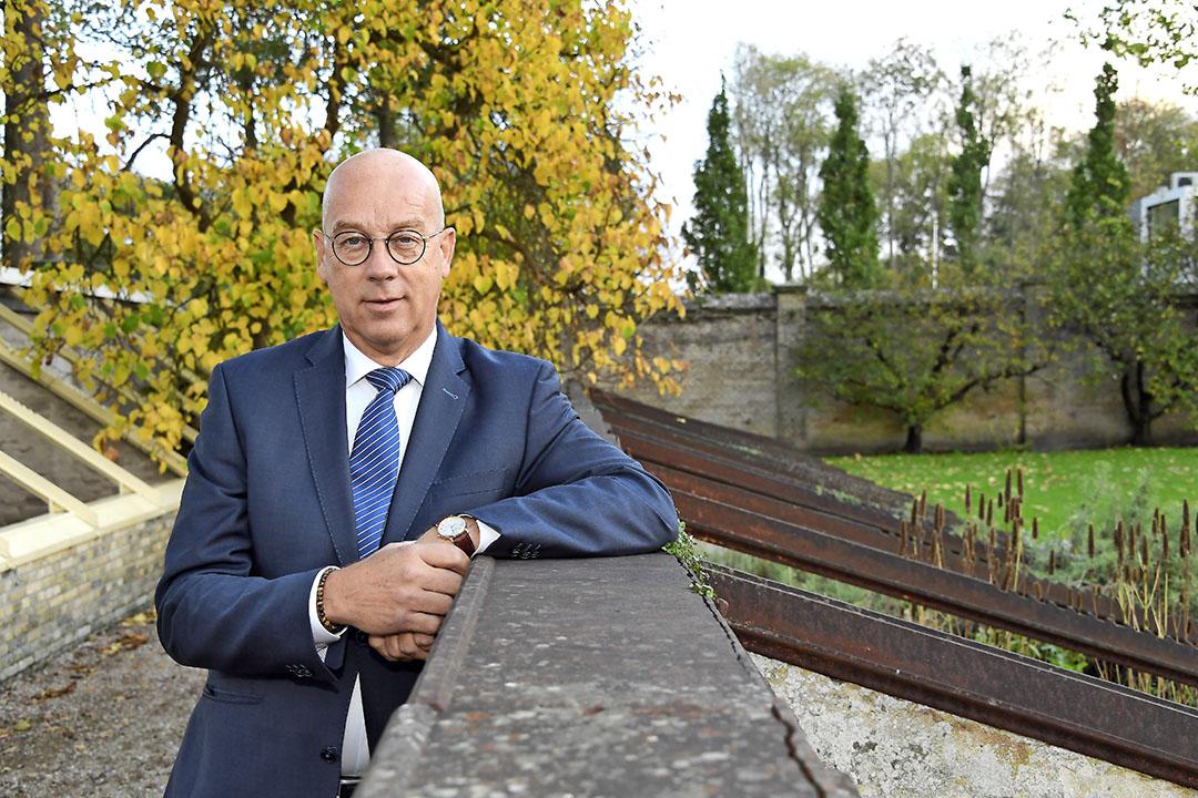 Henk Westerhof, voorzitter van koninklijke handelsbond voor boomkwekerij- en bolproducten Anthos. - Foto: Rene Faas