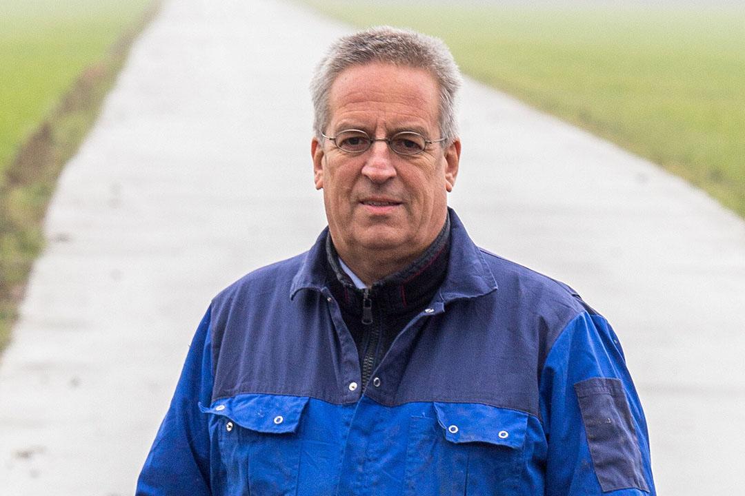 Oud-voorzitter van LTO Nederland Marc Calon. - Foto: Jan Willem van Vliet