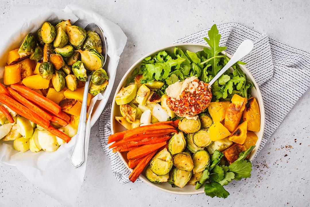 De Nederlandse consument moet leren koken met groenten in de basis, zegt Isabel Boerdam. - Foto: Canva/Nina Firsova